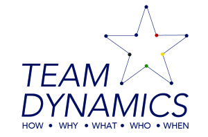 Team Dynamics logo by Ann Baret