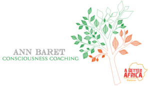 Ann Baret Logo for retina with a better Africa logo and Ann Baret Consciousness