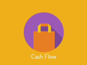 Cash flow icon for Ann Baret poll
